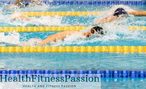 Work Outs to Lose Weight-Swimming