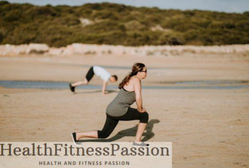 Work Outs to Lose Weight-Lunges
